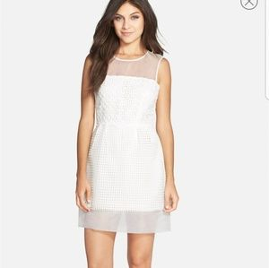 "French Connection ""Glacier Wave"" Dress sz 2"